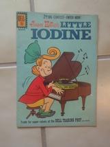 Vintage 1960's Jimmy Hatlo's Little Iodine #54 Dell Comic Book  - $21.99
