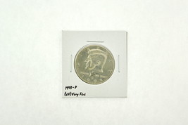 1998-P Kennedy Half Dollar (VF) Very Fine N2-3951-3 - $5.99