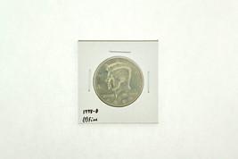 1998-D Kennedy Half Dollar (F) Fine N2-3973-2 - $4.99