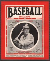 Baseball Magazine 7/1937-Wally Moses-Rogers Hornsby-MLB-pix-info-FN - $109.13