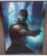 Mortal Kombat Sub Zero Glossy Print 11 x 17 In ... - $24.99