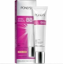 POND'S White Beauty BB+ Fairness Cream SPF 30 - free shipping 18gm (2 pa... - $12.50