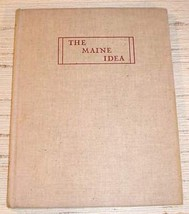MAINE IDEA STORIES & PICTURES  Keith W. Jennison (1943) - $19.95