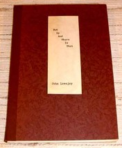 BUT UP AND WHERE IS THAT - MAINE POET John Lovejoy - $19.95