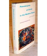 PSEUDONYMS OF CHRIST IN MODERN NOVEL - SIGNED & LETTER - $100.00