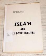 ISLAM AND ITS DIVINE REALITIES - Mehmet Ali Ozkardes - $12.75