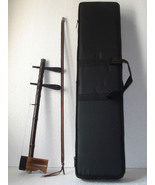 Brand New Erhu Jinghu Instrument Chinese Violin Fiddle Huqin Piccolo Erhu - $58.00