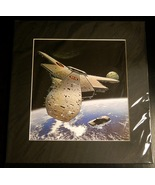 Wandering Worlds Print Poster Tim White Fantasy Science Fiction Artist 1... - $29.95