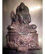 Ancient Holy Big Phra Buddha Thamma-Tesana Sacred Statues Sacred Buddha ... - $199.99