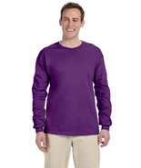 L  Long sleeve Gildan ultra cotton T-shirt G 2400 - $13.14