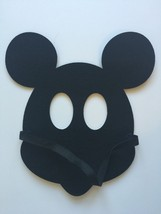 Mickey Mouse Birthday Masks 2 Piece Decorations Party Supplies Favors image 4