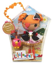 MGA Lalaloopsy Peggy Seven Seas Full Size Large Doll with Pet Parrot NEW - $39.24