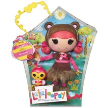 MGA Lalaloopsy Full-Size Doll NIB TEDDY HONEY POTS Furry Dress & Boots w... - $39.24
