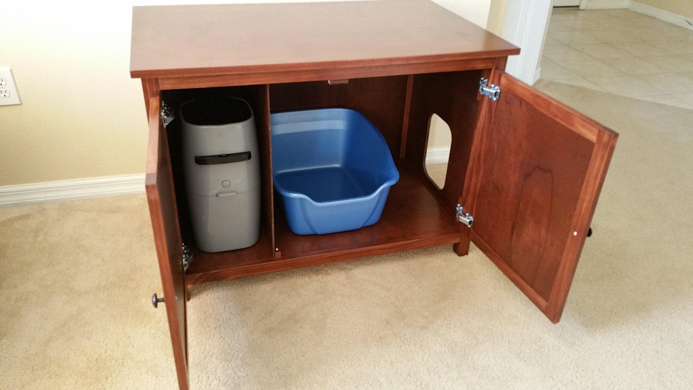 Litter Genie Storage Odor Free Custom Hand Made In Usa