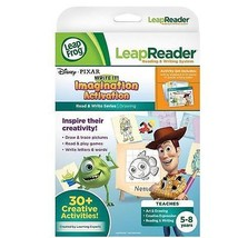 NIB Leap Reader Read & Write Series Draw & Trace, Read & Play Games - $11.87