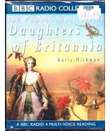 DAUGHTERS OF BRITANNIA by KATIE HICKMAN Sealed (4) Audio Cassettes BBC - $29.75