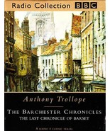 BARCHESTER CHRONICLES Last Chronicle of Barset (4) Audio Cassettes BBC - $29.75