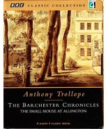 BARCHESTER CHRONICLES Small House at Allington (4) Audio Cassettes BBC - $29.75