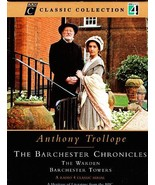 BARCHESTER CHRONICLES Warden / Barchester Towers (4) Audio Cassettes BBC - $29.75