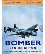 BOMBER by LEN DEIGHTON (4) Audio Cassettes BBC Radio Dramatisation - $29.75