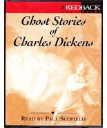 GHOST STORIES OF CHARLES DICKENS (4) Audio Cassettes - Paul Scofield - $29.75