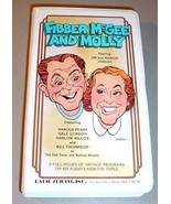 FIBBER McGEE & MOLLY RADIO SHOW 6 Audio Cassettes Vol.1 - $24.95