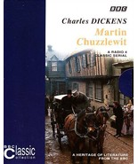 MARTIN CHUZZLEWIT by CHARLES DICKENS (6) Audio Cassettes BBC Dramatisation - $44.75