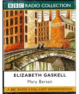 MARY BARTON by ELIZABETH GASKELL (4) Audio Cassettes BBC Full Cast Drama... - $29.75