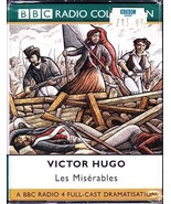 LES MISERABLES by VICTOR HUGO Sealed (4) Audio Cassettes BBC Full Cast D... - $29.75