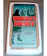NIGHT BEAT RADIO SHOW - 6 Audio Cassettes Set - $24.95