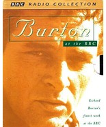 RICHARD BURTON AT THE BBC (6) Audio Cassettes BBC Burton's Finest Work - $39.95