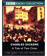 TALE OF TWO CITIES by CHARLES DICKENS (4) Audio Cassettes BBC Dramatisation - $29.75