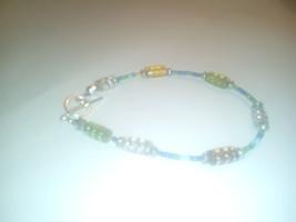 Artisan Crafted Handmade Multi Color Mix Bead B... - $6.99