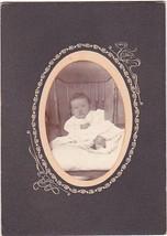 FRANCES LEVINER FERNALD CABINET CARD PHOTO (1906) - $17.50