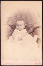 FRANK W. DUNNING BATH MAINE CABINET CARD PHOTO - $17.50