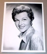 JO STAFFORD - Vintage Promo Photo - $19.95