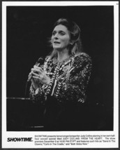 JUDY COLLINS - FROM THE HEART Showtime TV Photo - $14.95