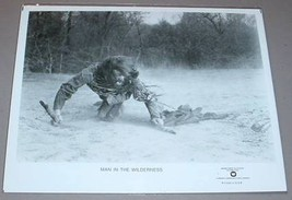 MAN IN WILDERNESS - RICHARD HARRIS Warner TV Photo #5 - $14.95