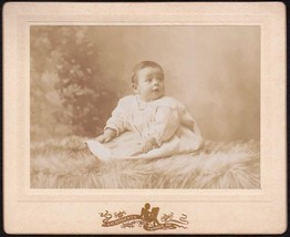 MAURICE A. BRIGGS Cabinet Card Photo - Turner, Maine - $19.75