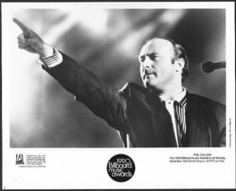 PHIL COLLINS - Billboard Music Awards Photo (1990) - $14.95