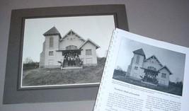 YEOMAN'S HALL IRONDALE WA CABINET PHOTO - Port Townsend - $50.00