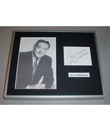 GUY LOMBARDO Band Leader Signed Autograph & Photo - Archival Framed - $135.00