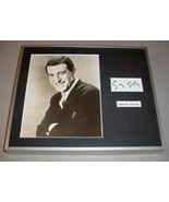 SOUPY SALES Signed Autograph & Photo - Archival Framed - $125.00