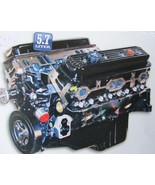 Mercruiser 5.7 NEW Engine Long Block 330 Hp. 1996-2012 Volvo OMC 5.7   $... - $3,792.00