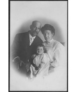 BLACK AFRICAN AMERICAN FAMILY Pre-1920 RPPC Real Photo Photo Portrait - $59.75