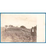 MAINE GOVERNOR BERT M. FERNALD 1910 RPPC POSTCARD - Danville, Maine - $99.95