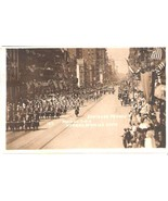 ROCHESTER NEW YORK RPPC - Shriners Parade (1911) - $40.00