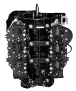 Johnson 150, 175 Hp. Engine Power Head Remanufactured 2001, 2003, 2006  ... - $3,563.90