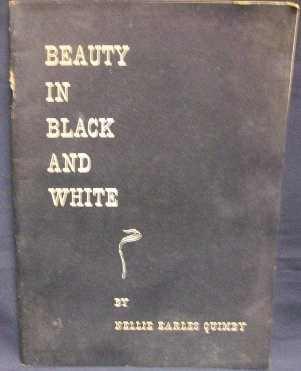 Primary image for Beauty in Black and White by Quimby Nellie