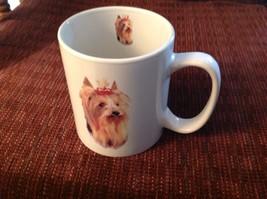 Coffee Tea Mug Yorkshire Terrier Yorkie Dog 10 Ounce Taskets Puppy - $19.31